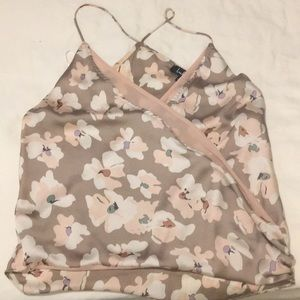 Lulus strapless top never worn